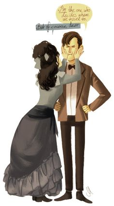 I always take you where you need to go. #DoctorWho