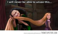 Loki-Thor-Rapunzel.