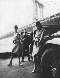 Bill Blass for Maurice Rentner advertisement in Vogue 1964.