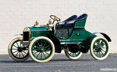 1904 Oldsmobile French Front Touring Runabout