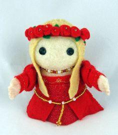 Kitty Howard from the Tudors