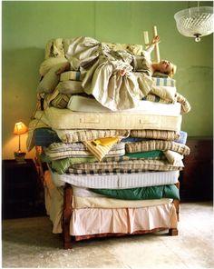 bedroom by Tim Walker