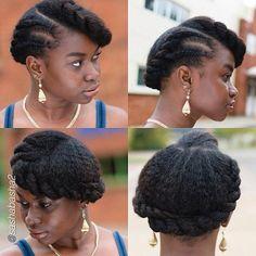 Natural Goddess Hair Pudding