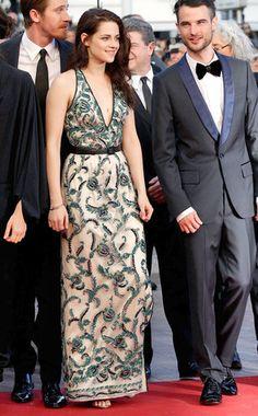 Kristen Stewart in Balenciaga by Nicolas Ghesquière