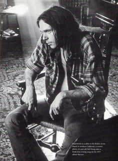 Neil Young. 1972