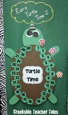 Easy Behavior Management System  Creekside Teacher Tales