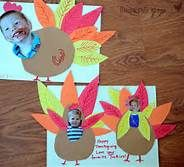 Easy Fall Crafts for Preschoolers - Bing Images