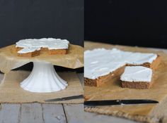 Grain Free Pumpkin Bars with Cream Cheese Frosting