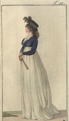 December 1797, Journal des Luxus und der Moden
