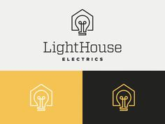 LightHouse / euan mcconchie | #corporate #branding #creative #logo #personalized #identity #design #corporatedesign < repinned by www.BlickeDeeler.de | Have a look on www.LogoGestaltung-Hamburg.de