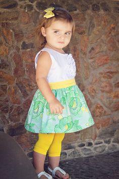 daisy maisey dress by wildwandering, via Flickr