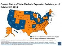 What the Media Won't Tell You: Millions are Hurting as Red States Reject Medicaid Expansion-Legislatures of Neanderthal states, the ones that have, for all practical purposes, seceded from the Union, have denied needy citizens access to a Medicaid expansion program that will be free to the states through 2014 and 2015 and never exceed a 10% state contribution. And the federal money for that expansion is already set aside. Medicaid expansion specifically targets the poor, disabled and uninsured.