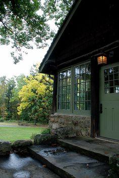 Gustav Stickley's Home in New Jersey