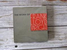 Coffee Table Book. The Work of Frank Lloyd by GallivantingGirls