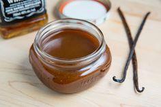 Vanilla Bourbon Caramel Sauce