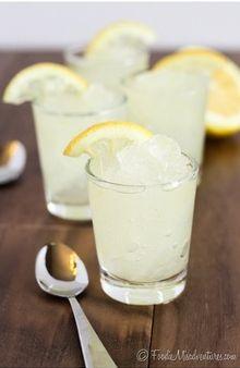 vodka lemonade slush