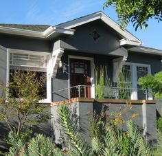 Kate and Kevin's Craftsman, Green Plum Design
