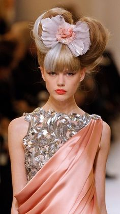 #Chanel Couture #Spring/Summer 2012