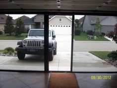 Turn your garage into a mancave with a Lifestyle garage door screen from Cool Screens Texas coolscreenstexas@hotmail.com