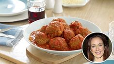Patricia Heaton's Family Favorite Meatballs - Grandparents.com