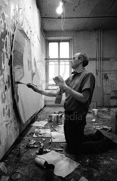 James Rosenquist Painting (photo Profimedia)