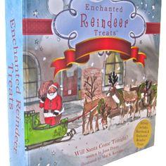 Enchanted Reindeer Treats Gift Box Set $24.99