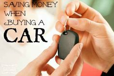 How to Save Money when Buying a Car - great tips, most are still relevant to Australians - visit a broker instead of a dealer to save even more!