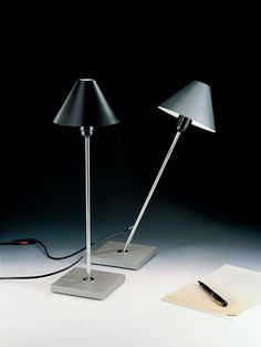 M114 GIRA Table Light designed by JM Massana + Tremoleda