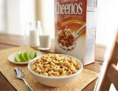 Dulce de Leche Cheerios - 3 Points + - LaaLoosh