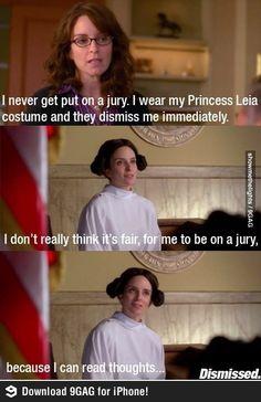 How to avoid jury duty by Tina Fey