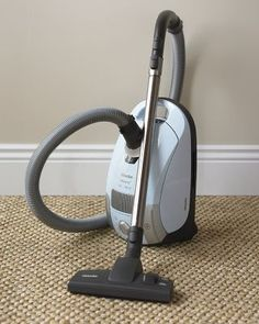Miele Polaris Canister vacuum is also known as my mid life crisis. Cheaper than a sports car and worth every penny! I no longer have seasonal allergies because of the hepa filter.