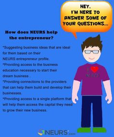 Now private beta and there is not cost associated with this now, and there will never be a cost to be an affiliate. Entrepreneur/Business provider, you must see this http://TSachetti.neurs.net