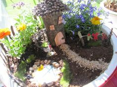 another fab fairy garden