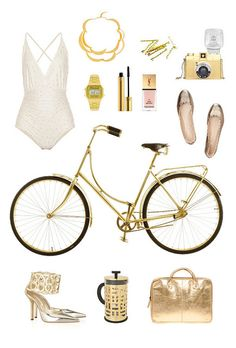 Summer gold by {this is glamorous}