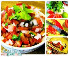Recipe: Quick, Easy and Mild Fresh Pico de Gallo