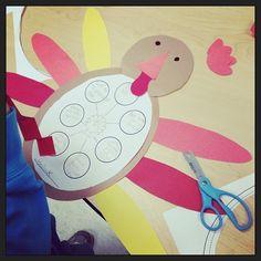 I just love these turkeys!  #slpeeps #schoolslp #ashaigers #crazyspeechworld #Padgram - Submitted Via Instagram -