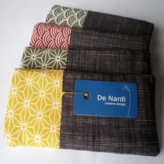 iphone pouch - How would I ever decide which one, I love all these patterns!