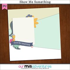 Quality DigiScrap Freebies: Template freebie from Our Misadventures