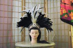 BEAUTIFUL Tahitian Headdress for SOLO or OTEA performance
