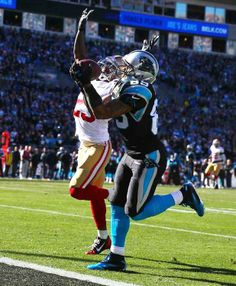 Panthers vs. 49ers
