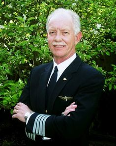 "Captain Chesley ""Sully"" Sullenberger. On January 15, 2009, he successfully landed US Airways Flight 1549 in the Hudson River after losing both engines to a bird strike. His confidence, skill, and calmness saved 155 lives. He is an intelligent, gentle, and humble soul.  ~~~Pilots rock!"