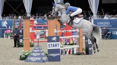 Equestrian: Longines Global Champions Tour