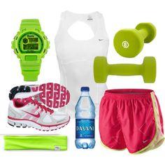 Nike Workout 2 - Polyvore