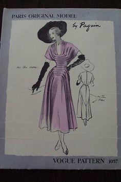 Vogue Paris Original 1057