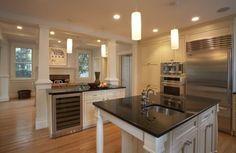 Kitchen pass thru renovation