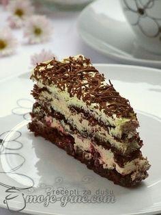 Posna Gala Svarcvald torta