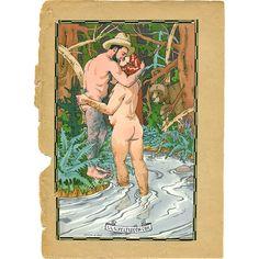 Bear Encounters by Felixdeon on deviantART gay boyfriends lovers male nude