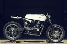 Ducati 350 cafe racer
