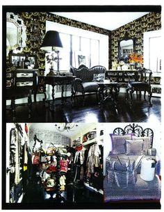Anna Sui's House