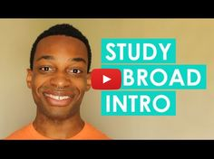 Study Abroad Intro: Vlog Edition! - The API Study Abroad Blog